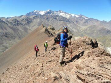 Salida de Trekking Laguna los Patos y Media Montaña Cerro Gastón