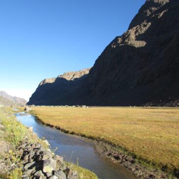 Salida de Trekking – Cajón Las Leñas