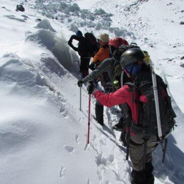 Curso Avanzado de Montaña