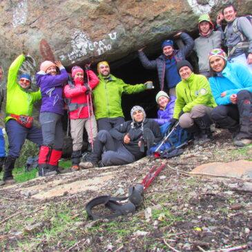Salida Trekking Casa de Piedra, Quebrada de Peñalolen – 15 de Agosto 2015
