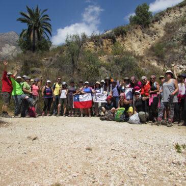 Salida de Trekking Abierto – Parque Nacional La Campana