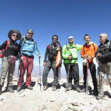 Salida de Trekking – Piedra Numerada y Cerro Pintor