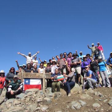 Salida de Trekking Abierto – Cerro Carbon