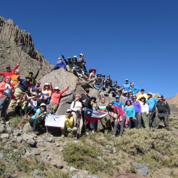 Salida de Trekking Abierto – Valle de la Engorda