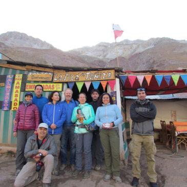 Salida de Trekking – Glaciar de las Nieves Negras
