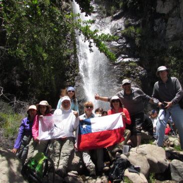 Salida de Trekking – Cascada de Apoquindo