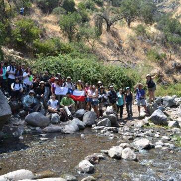 Salida de Trekking Abierto – Parque Aguas de Ramón