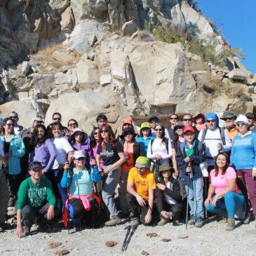 Salida de Trekking – Cerro El Roble