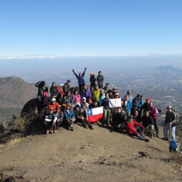 Salida de Trekking – Morro Guayacan