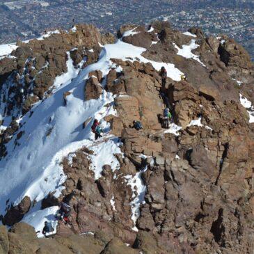 Salida de Alta Montaña Cerro Provincia – 12 y 13 de Septiembre 2015