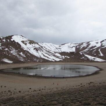 Salida de Trekking Laguna Copin – 20 de Septiembre 2015