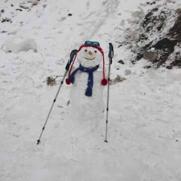Salida de Trekking Invernal con Niños – 02 de Agosto 2015