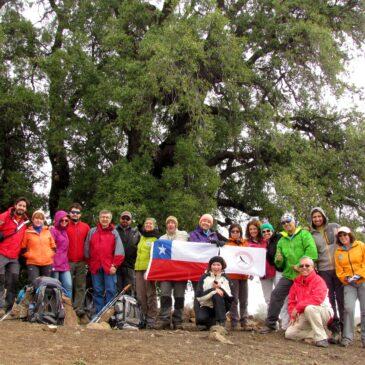 Salida de Trekking Alto del Naranjo – 22 de Agosto 2015
