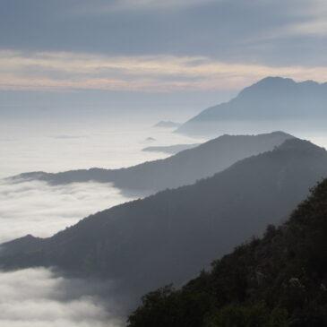 Trekking Cerro El Roble