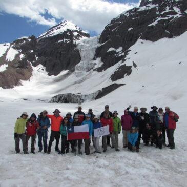Trekking Glaciar Colgante Del Morado