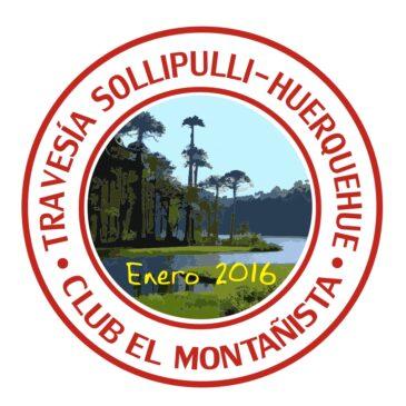 TRAVESIA SOLLIPULLI-HUERQUEHUE