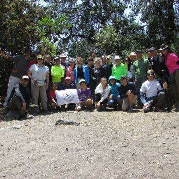 Trekking Abierto Vallecito