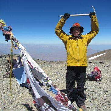 Ascensión Cerro El Plomo 5.424mts