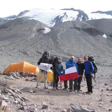 Campamento de Alta Montaña – Federación
