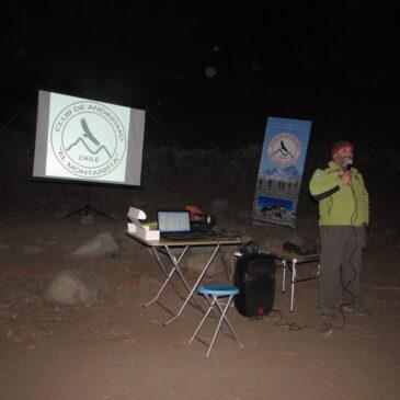Campamento Inicio Temporada 2016