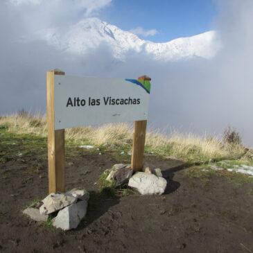 Trekking Abierto Cerro Alto Las Vizcachas