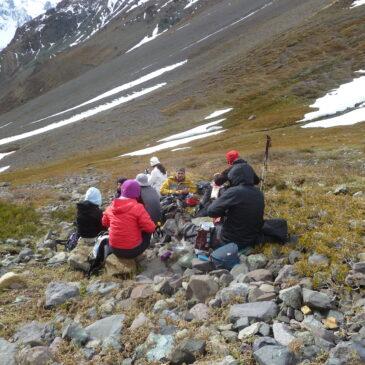 Cerro Vega – Primer intento