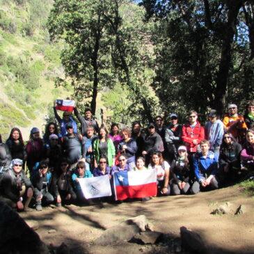 """Trekking Proyecto """"Senderismo Abierto"""": Quebrada de Macul"""
