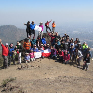 "Trekking Proyecto ""Senderismo Abierto"": Morro Guayacan"