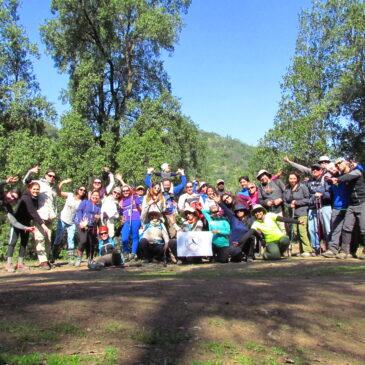 """Trekking Proyecto """"Senderismo Abierto"""": Faldeos Cerro Conchali"""