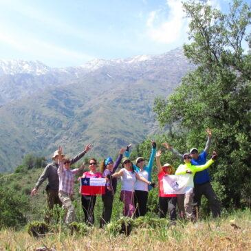 Trekking Parque Nacional Río Clarillo