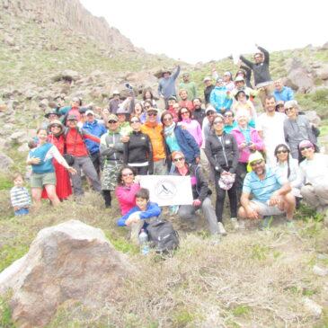 Trekking Abierto Valle de la Engorda