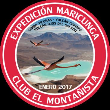 Expedición Maricunga Enero 2017