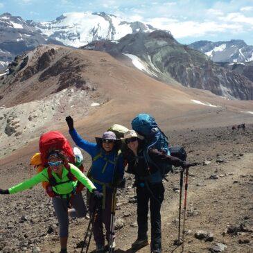 Cumbre cerro Leonera