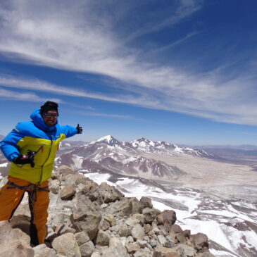 Exitosa segunda expedicion Maricunca 2017