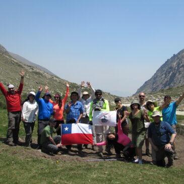 Trekking Abierto Santuario de la Naturaleza Yerba Loca