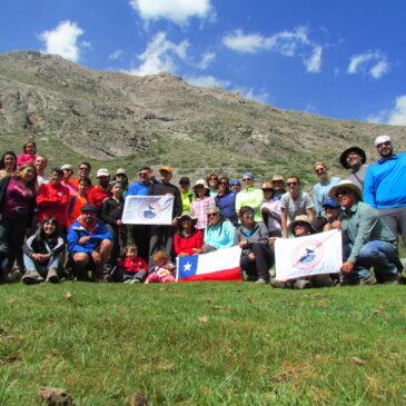 Campamento Inicio de Temporada y Trekking Abierto Yerba Loca