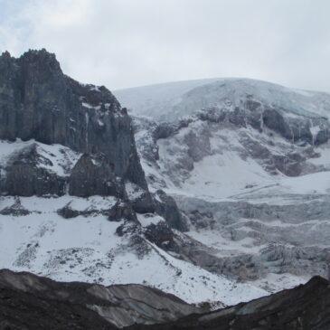 Glaciar de la Nieves Negras