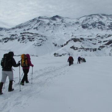 Trekking Valle de la Engorda con Nieve