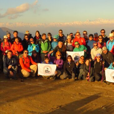 Trekking Abierto Cerro El Roble