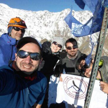 Salida Media Montaña – Cerro El Abanico