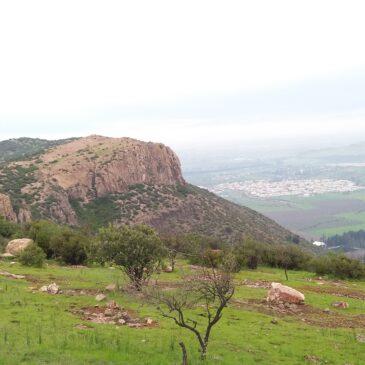 Trekking Farellones de Santa Elena