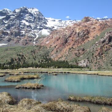 Trekking en Reserva Rio de Los Cipreses, Agua de Vida.