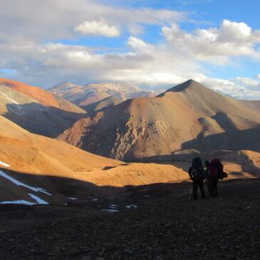 Travesía Reserva Natural de las Huascoaltinas