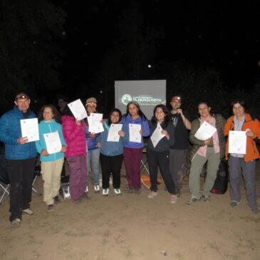 Campamento 8° Aniversario Club El Montañista