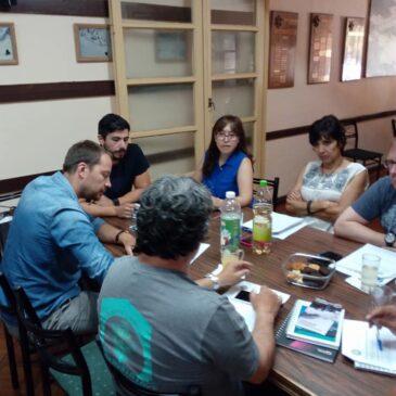 El montañista participa en Encuentro Nacional de Clubes
