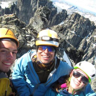 """DIAPORAMA: """"Cordillera de Castillo y escalada en Aysén"""""""