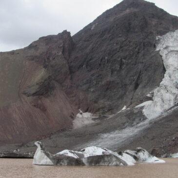 Trekking Glaciar El Morado, Valle de las Arenas, Cajón del Maipo