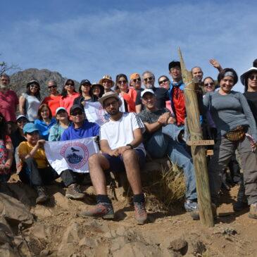Trekking Abierto Sendero El Litre