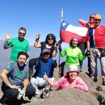 Trekking Cerro Conchalí