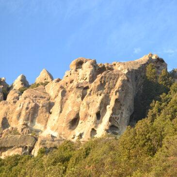 Trekking Cueva de los Cóndores, El Manzano